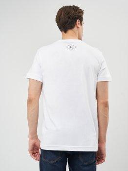 Футболка Calvin Klein Jeans Urban Skate Multi Graphic Tee J30J317497-YAF White