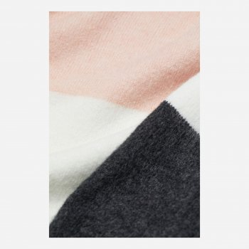 Джемпер H&M 2504-8657932 146-152 см Біло-рожевий (hm02897919361)
