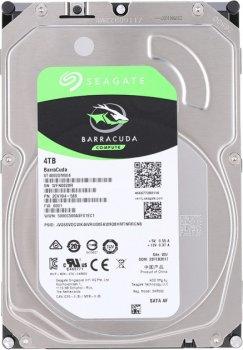 Жорсткий диск Seagate BarraCuda SATA III HDD 4TB 5400rpm 256MB SATA III (ST4000DM004)