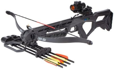 Арбалет Man Kung MK-XB25BK Specter ц: чорний