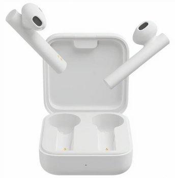 Навушники Xiaomi Mi True Wireless Earphones 2 Basic White (BHR4089GL)