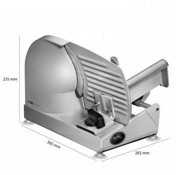 Слайсер ломтерезка для нарізки Clatronic MA 3585