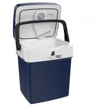 Холодильник туристичний автомобільний синій 10208