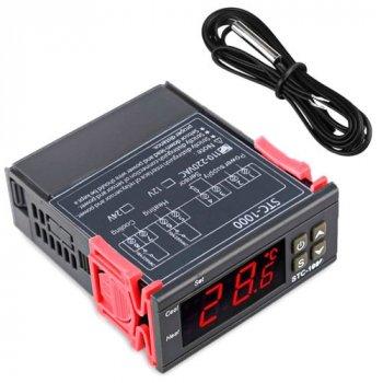 Терморегулятор KETOTEK STC-1000 термостат цифровой 2 реле -50~99 С 220 В 10 А