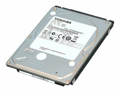 Жорстку диск Toshiba 320Gb SATA 9mm 5400rpm 8mb (MQ01ABD032) Refurbished Mint