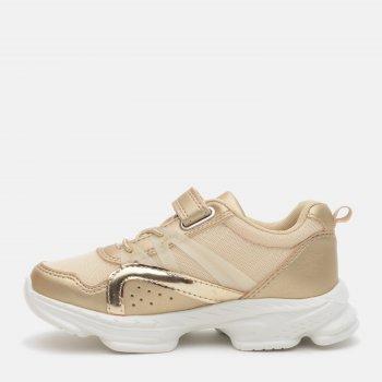 Кросівки Том.М 7535D Золоті