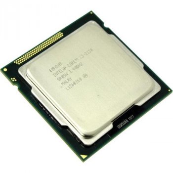 Процесор Intel Core i3-2130 (S1155/2x3.4GHz/5GT/s/3MB/65 Вт/BX80623I32130) Б/У