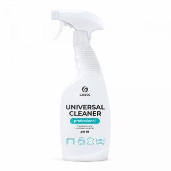 """Універсальний засіб для чищення """"Universal Cleaner Professional"""" (флакон 600 мл)"""
