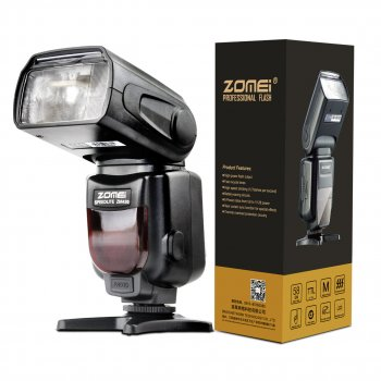 Вспышка для фотоаппаратов NIKON - ZOMEI Speedlite ZM430 тип 2