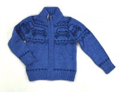 Кофта для мальчика ADA синий