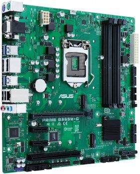 Материнская плата Asus Prime B365M-C/CSM (s1151, Intel B365, PCI-Ex16)