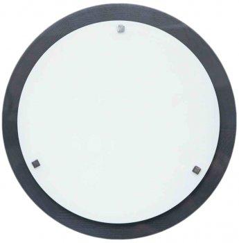 Настінно-стельовий світильник Декора 0143 D400 сірий (DE-51161)