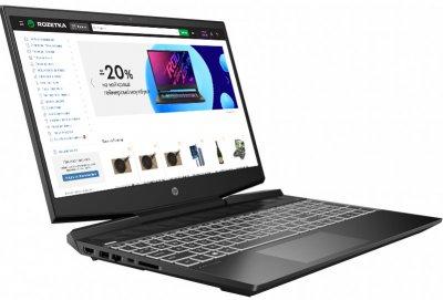 Ноутбук HP Pavilion Gaming 15 (423Q1EA) Shadow Black