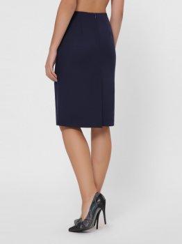 Юбка Fashion Up YUB-1014A Темно-синяя