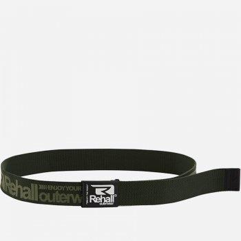 Ремень Rehall Beltz dark olive 115 см (RH51092)