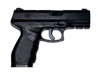 Пневматичний пістолет SAS Taurus 24/7 IBKM46HN Таурус пластик газобалонний CO2 130 м/с