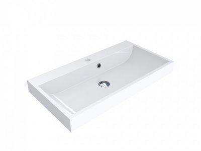 Раковина (умывальник) Miraggio Varna 800 Белый