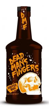 Ром Dead Man's Fingers (DMF) Coffee 0.7 л 37.5% (5011166061618)