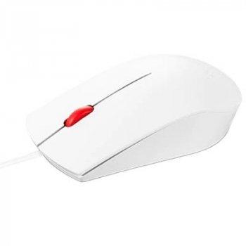 Мышка Lenovo Essential USB White (4Y50T44377)