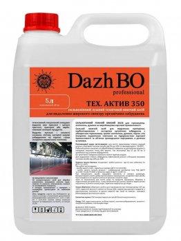 Профессиональноен пенное моющее для термокамер коптилен DazhBO Professional ТЕХ АКТИВ 350 5 л
