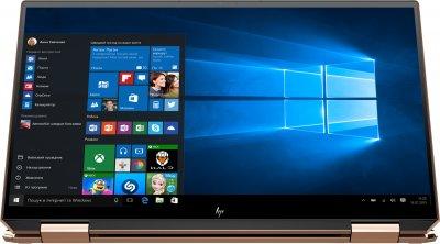Ноутбук HP Spectre x360 Convertible 13-aw2007ua (423M7EA) Nightfall Black