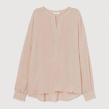 Блузка H&M 2703-7839780 Пудра
