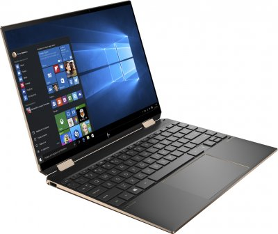 Ноутбук HP Spectre x360 Convertible 14-ea0002ur (316F0EA) Black