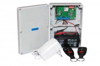Охранная сигнализация Потенциал GSM-ХИТ-РК.V3+