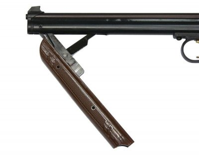 Пневматичний пістолет Crosman 1377 American Classic
