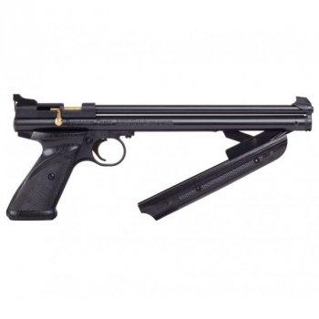 Пневматичний пістолет Crosman American Classic (1377) Black