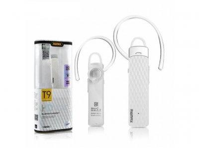 Bluetooth гарнитура Remax RB-T9 White
