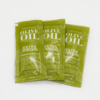 Оливковое масло в саше Extra Virgine 15мл, 100 шт.