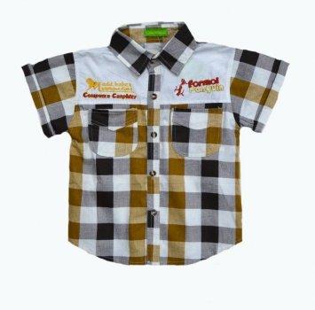 Сорочка для хлопчика SUBTLETY 01 різнобарвний