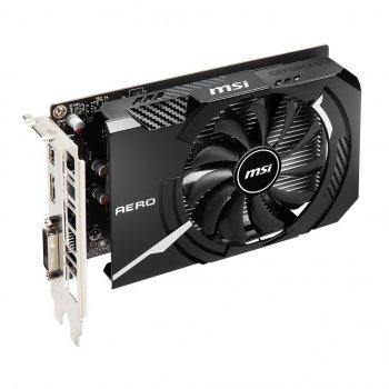 MSI GTX 1650 4Gb Aero ITX OC (GeForce GTX 1650 D6 AERO ITX OC)