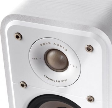 Полочные колонки Hi-Fi Polk Audio Signature S 10e White
