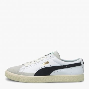 Кеди Puma Basket Vtg 37492201 White-Black