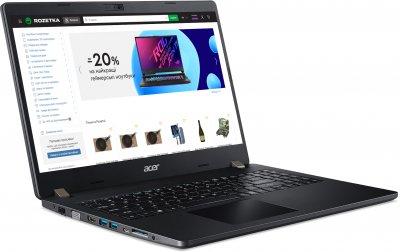 Ноутбук Acer TravelMate P2 TMP215-52G-377G (NX.VLKEU.003) Shale Black