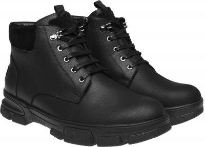 Ботинки Caman 80342/60-1 Черные