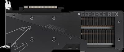 Gigabyte PCI-Ex GeForce RTX 3060 ELITE 12GB GDDR6 (192bit) (1867/15000) (2 х HDMI, 2 x DisplayPort) LHR (GV-N3060AORUS E-12GD v2.0)