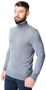 Классический мужской гольф SVTR 212 Серый меланж (SVTR 212_2)