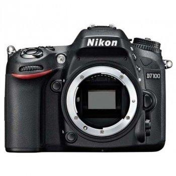 Дзеркальний фотоапарат Nikon D7100 body