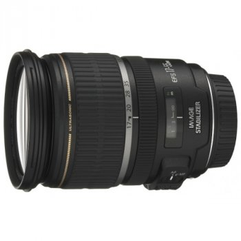 Об'єктив Canon EF-S 17-55mm f/2.8 IS USM