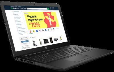 Ноутбук HP Notebook 15-db1097ur (7SF21EA) Black