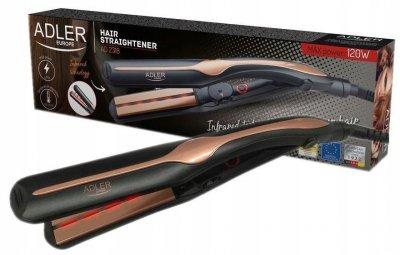 Інфрачервоний прасочку для волосся Adler AD 2318