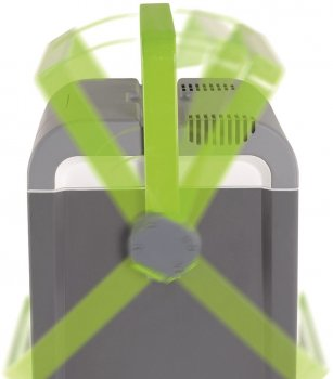 Автохолодильник Outwell Coolbox ECOcool 35 л 12 V / 230 V Slate Grey (928960)