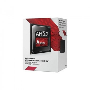 Процесор AMD A8-7680 3.5GHz/2MB (AD7680ACABBOX) FM2+ BOX