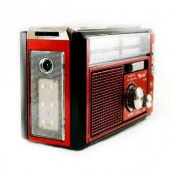 Радиоприёмник GOLON RX-381 с фонариком и MP3, со встроенным аккумулятором
