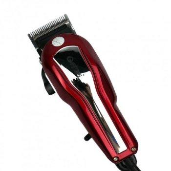 Машинка для стрижки Gemei GM- 1400 красный