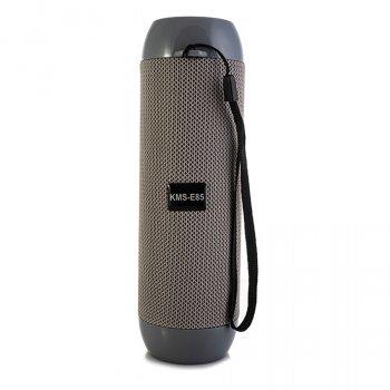 Колонка Bluetooth KMS-E85 серый