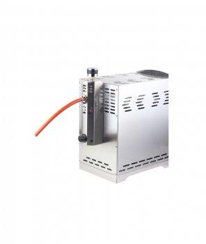 Шашличниця-гриль комбінована Lonestar, 800 ° C, 3800Вт, сріблястий